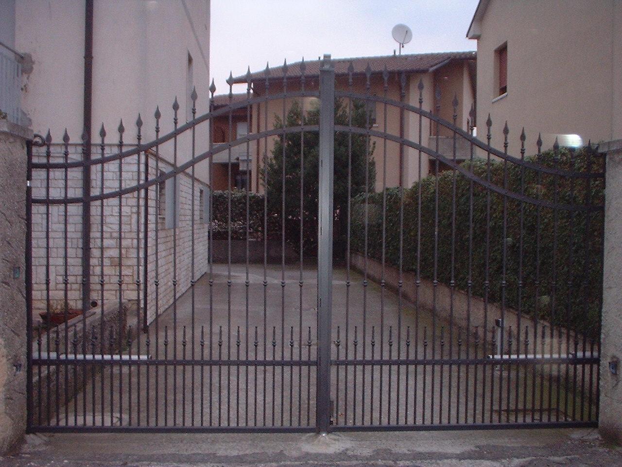 Misure Standard Cancello A Due Ante.Risponde Ambrosianautomazioni Com Automazione Cancelli Due Ante